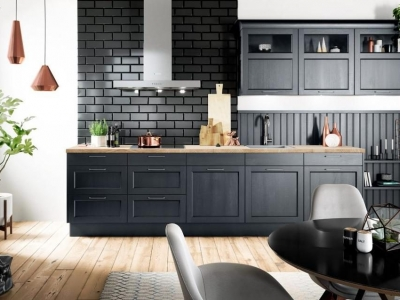 traditional-contemporary-kitchen-wood-blue-German-Staffordshire-kitchens