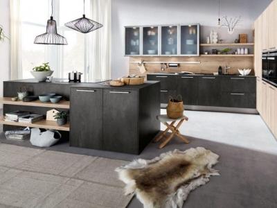 Gery-concrete-kitchen-German-Staffordshire-Kitchens