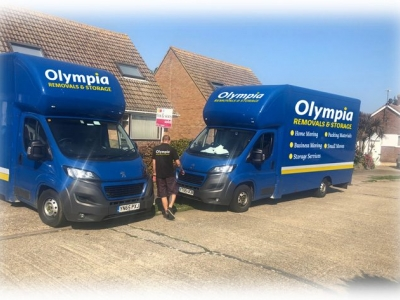 Olympia Removals Nottingham