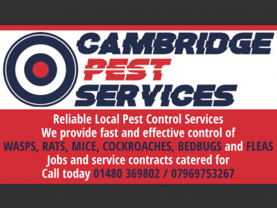 Cambridge Pest Services