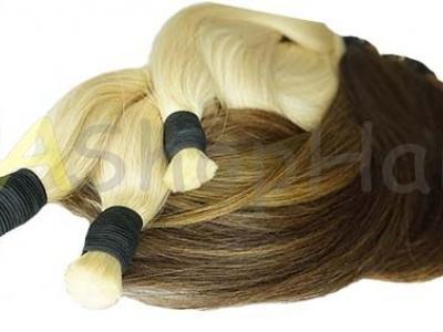 Natural Russian and Ukrainian Slavic Hair in London