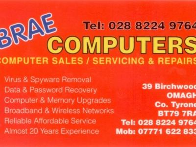 Brae Computers