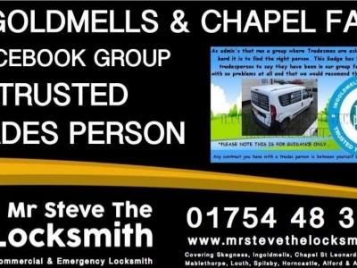 Mr Steve The Locksmith